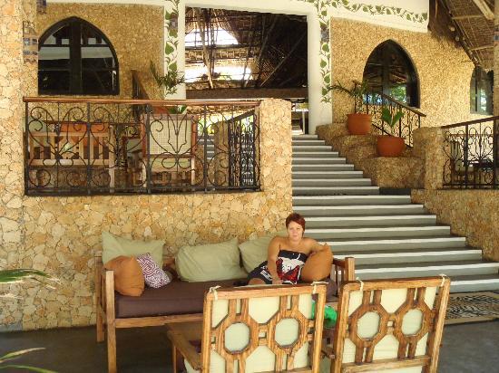 Temple Point Resort: ingresso