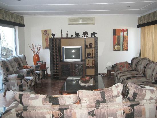 Casa Africana: Lounge