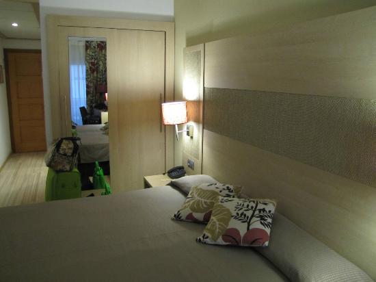 Hotel Augusta Club: camera