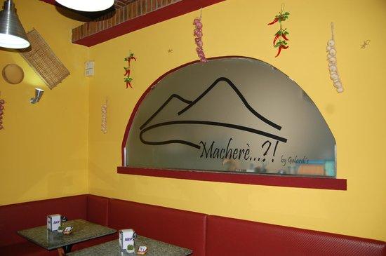 Machere: Logo