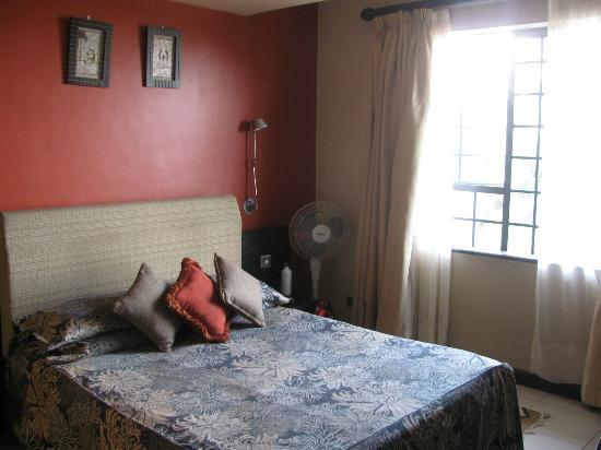 Hillpark Hotel: room