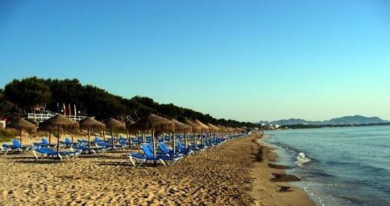 IBEROSTAR Playa de Muro Village:                   Playa De Muro beach