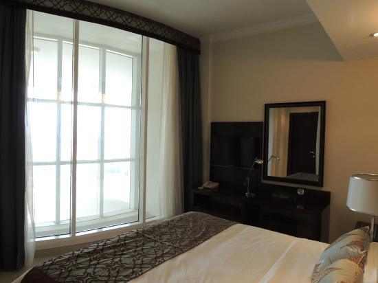 Marmara Hotel Apartments: Bedroom