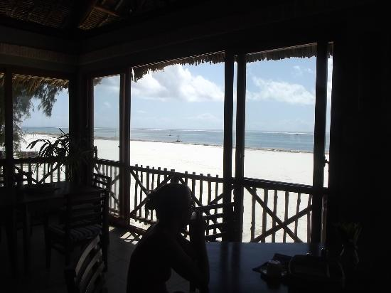 The Baobab - Baobab Beach Resort & Spa: view from restaurant