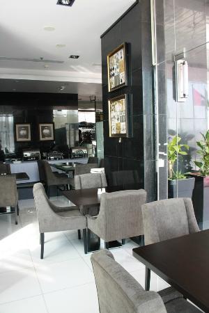 Marmara Hotel Apartments: Lobby