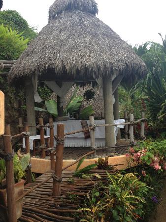 Playa Escondida: Spa
