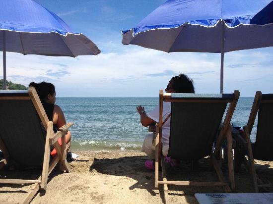 Playa Escondida: Beach at Sayulita