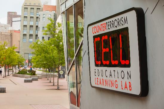 ‪CELL - The Counterterrorism Education Learning Lab‬