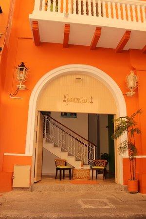 Casa Catalina Real : entrada