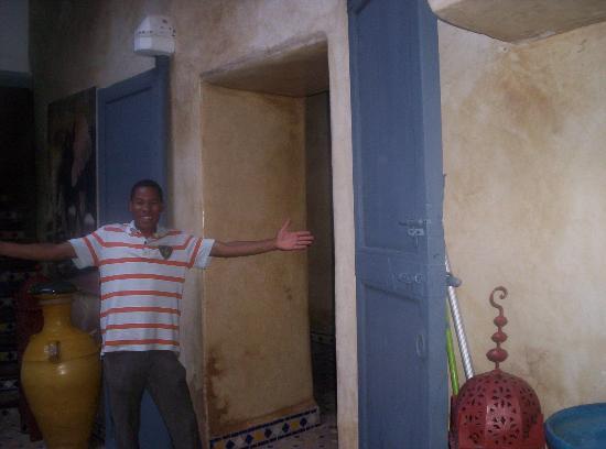 Riad Chouia Chouia : L'accueil chaleureux