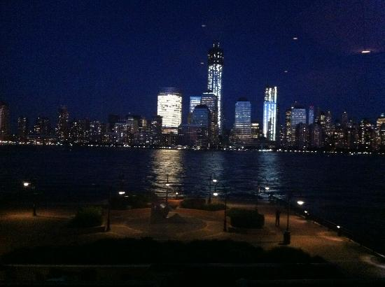 Vu: Downtown Manhattan skyline