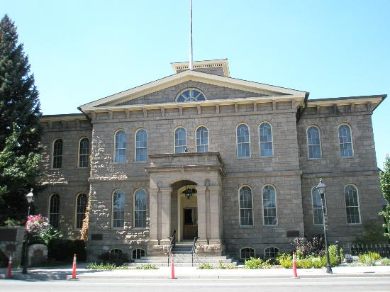 Carson City Mint Now A Museum Picture Of Nevada State Museum