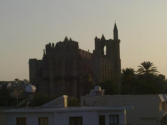 Arkin Palm Beach Hotel: Famagusta: the XII century cathedral