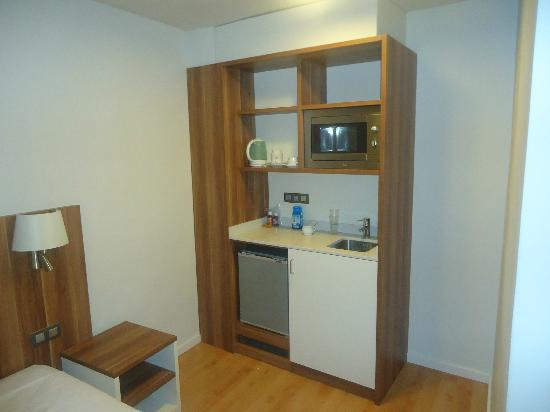 TUI Family Life Avenida Suites: kitchen bit