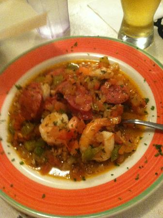 Pearl's New Orleans Kitchen: Shrimp Jambalaya