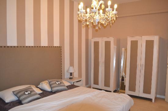Petite Suite Bergamo: separate bedroom