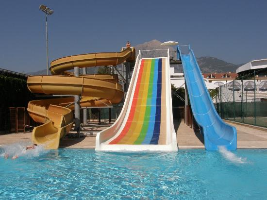 Club Hotel Phaselis Rose: Aqua Park