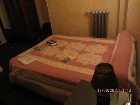 Grand Hotel Voltaire: stanza