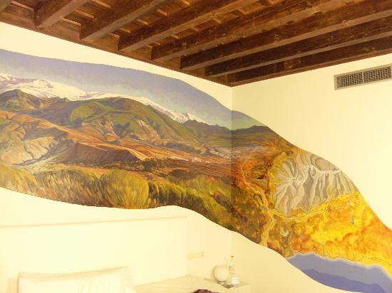 Gar-Anat Hotel Boutique: Habitación Viaje a la Alpujarra
