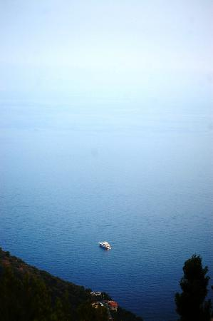 Hotel Les Terrasses d'Eze: View is really great!