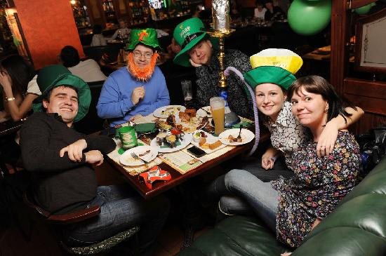 Guinness Pub : The St. Patrick's Day