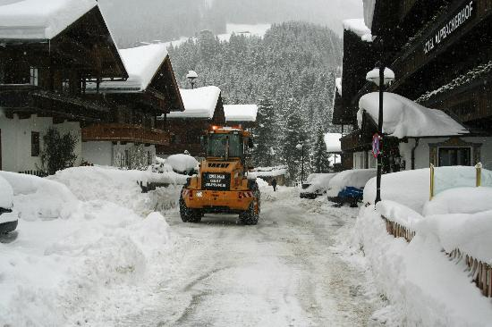 Alpbach Pension Edelweiss: View of the Village