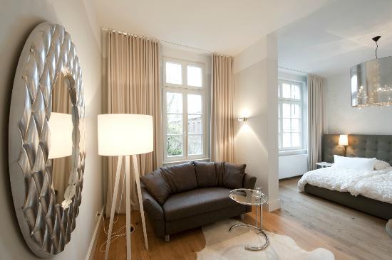 Suite bild von rosenbohm designhotel oldenburg for Designhotel oldenburg