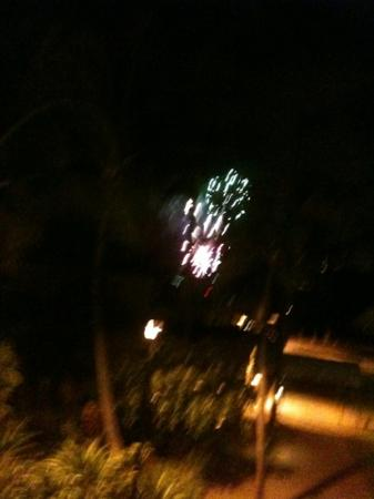 Waikiki Shore: fireworks at Hilton 7.45 pm Friday nights