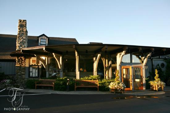 Cohasset Harbor Resort: Atlantica Restaurant