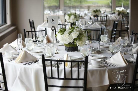 Cohasset Harbor Resort: Weddings and Events