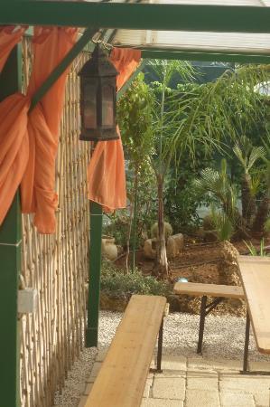 Sanvitosleep : il giardino