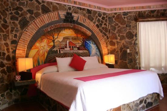 Matices Hotel de Barricas: Lindas habitaciones