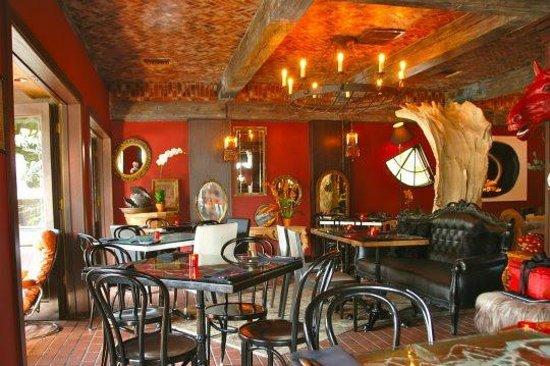 Mirabelle : Main area of Restaurant