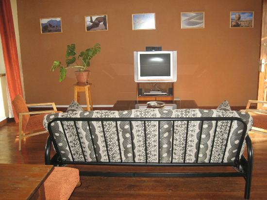AquaGem Guesthouse: Wohnzimmer 1