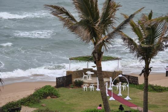 Salt Rock Hotel & Beach Resort: Wedding Gazebo