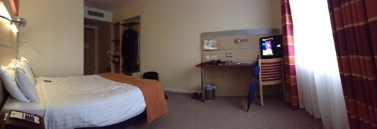 Holiday Inn Express Kettering: standard double room