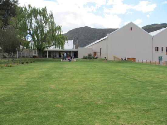 Karusa Vineyards: Karusa Lawn