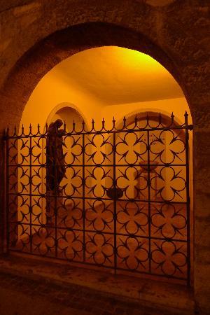 """Ristorante Osteria Il Gallo: """"Chapel"""" next to the restaurant"""