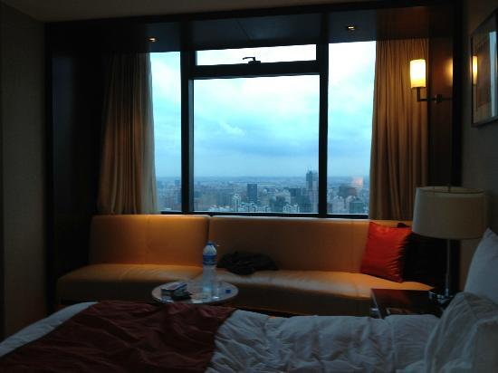 Renaissance Shanghai Zhongshan Park Hotel: Club room