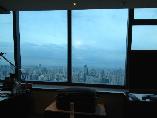 Renaissance Shanghai Zhongshan Park Hotel: A view from our room