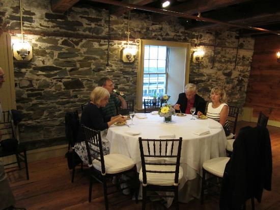 dewolf tavern bristol historic table tripadvisor