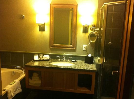 The Westin Resort & Spa, Whistler: Suite Bathroom