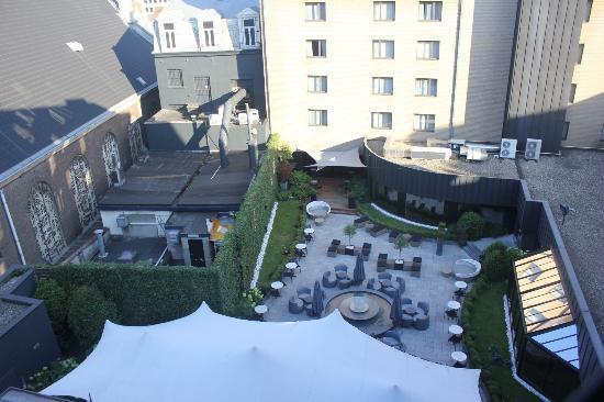 Sofitel Brussels Le Louise: Our view