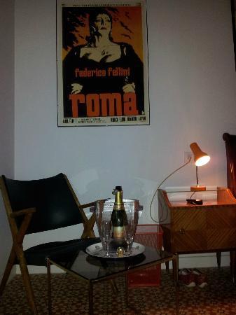 Retrome Rome: On arrival . . .