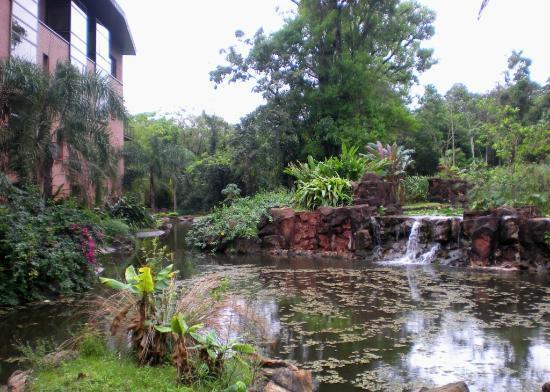 Iguazu Grand Resort, Spa & Casino: Vista desde nuestra habitación