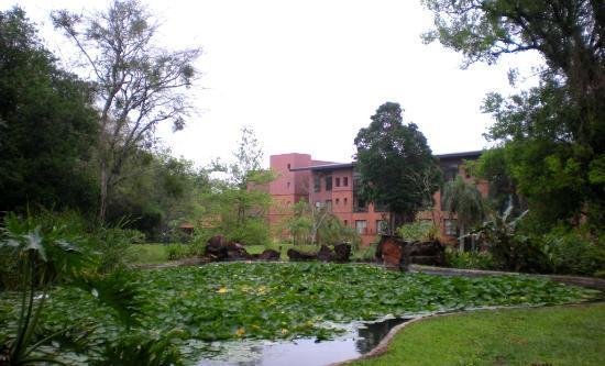 Iguazu Grand Resort, Spa & Casino: Desde el Jardín