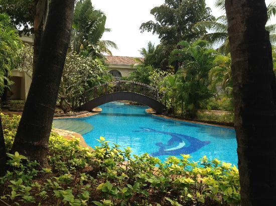 Kids Area Picture Of The Zuri White Sands Goa Resort