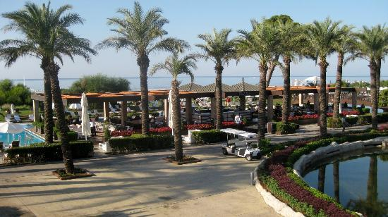 Rixos Premium Belek: pool bar