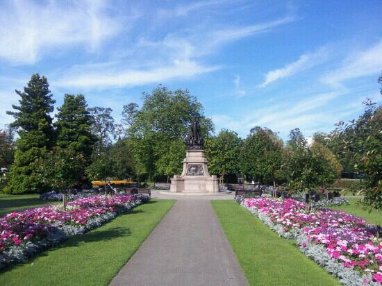 Flower Beds Picture Of Cannon Hill Park Birmingham