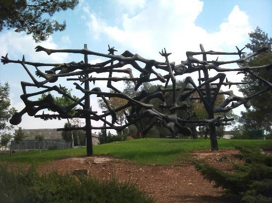 Yad Vashem -  The World Holocaust Remembrance Center: Memorial
